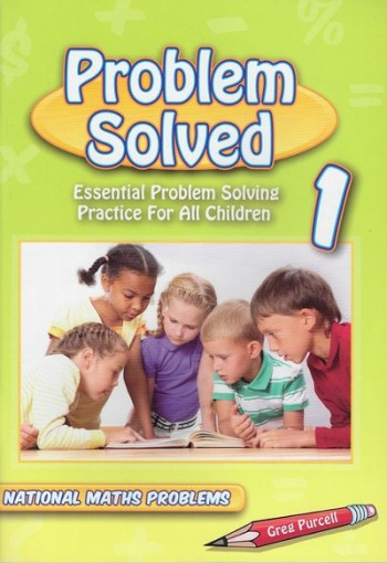 Image for Problem Solved Year 1 Essential Problem Solving Practice for All Children - National Maths Problems