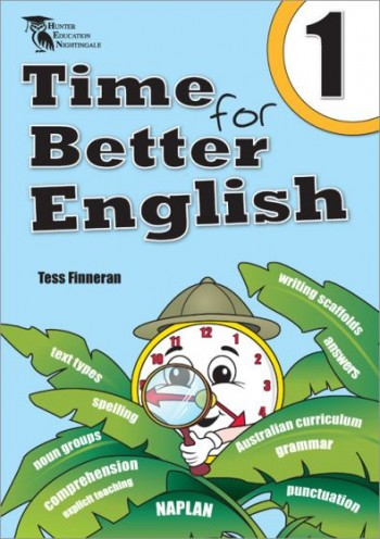 Image for Time for Better English 1