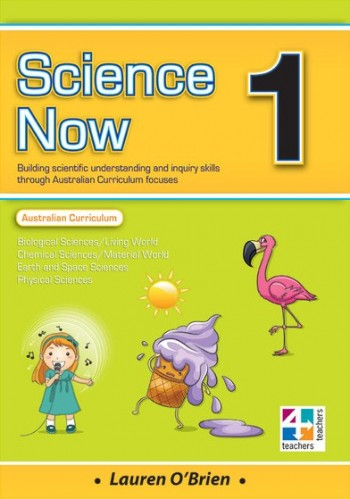 Image for Science Now Year 1 Student Book