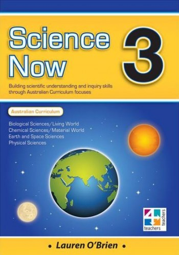 Image for Science Now Year 3 Student Book