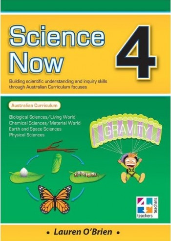 Image for Science Now Year 4 Student Book