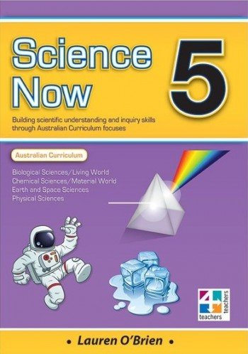 Image for Science Now Year 5 Student Book