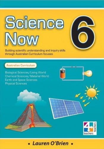 Image for Science Now Year 6 Student Book