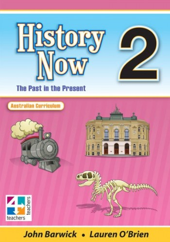 Image for History Now Year 2 Student Book : Australian Curriculum