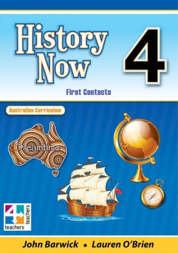 Image for History Now Year 4 Student Book : Australian Curriculum