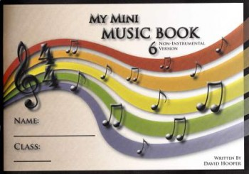 Image for My Mini Music Book 6 - Non-Instrumental Version