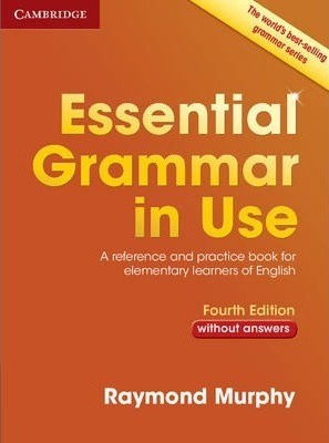 Image for Essential Grammar in Use without Answers : A Reference and Practice Book for Elementary Learners of English