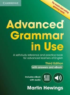 Image for Advanced Grammar in Use Book with Answers and Interactive eBook : A Self-study Reference and Practice Book for Advanced Learners of English