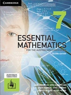 Image for Essential Mathematics for the Australian Curriculum Year 7 Second Edition (print and interactive textbook powered by HOTmaths)