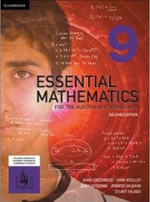 Image for Essential Mathematics for the Australian Curriculum Year 9 Second Edition (print and interactive textbook powered by HOTmaths)