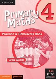 Image for Primary Maths 4 Practice and Homework Book and Cambridge HOTmaths Bundle *** TEMPORARILY OUT OF STOCK ***