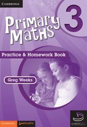 Image for Primary Maths 3 Practice and Homework Book and Cambridge HOTmaths Bundle *** TEMPORARILY OUT OF STOCK ***