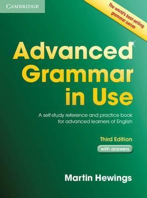 Image for Advanced Grammar in Use with Answers : A Self-Study Reference and Practice Book for Advanced Learners of English