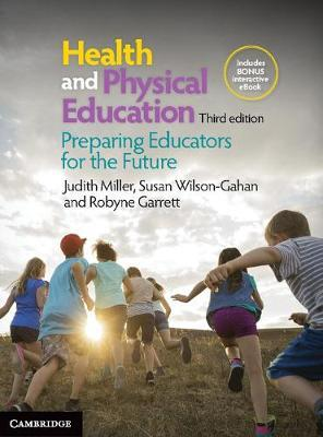 Image for Health and Physical Education : Preparing Educators for the Future [Third Edition]