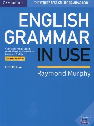 Image for English Grammar in Use Book without Answers : A Self-study Reference and Practice Book for Intermediate Learners of English