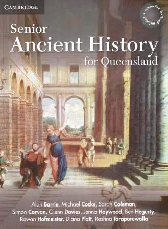 Image for Senior Ancient History for Queensland Units 1-4 (print and digital)