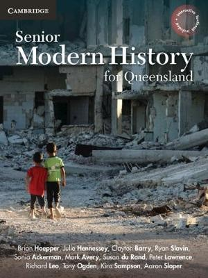 Image for Senior Modern History for Queensland Units 1-4 (Print and Digital)