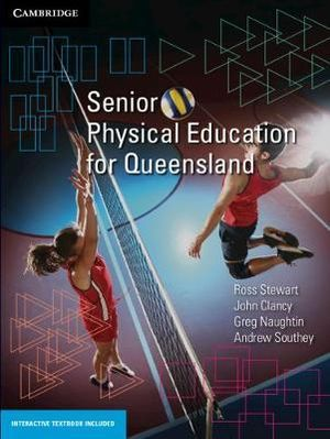Image for Senior Physical Education for Queensland Units 1-4 (Print and Digital)