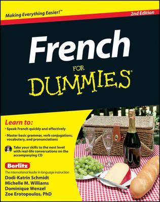Image for French For Dummies [Second Edition]