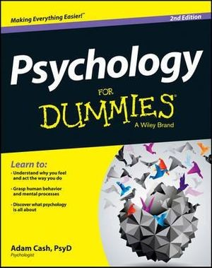 Image for Psychology For Dummies [Second Edition]