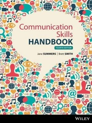Image for Communications Skills Handbook [Fourth Edition]