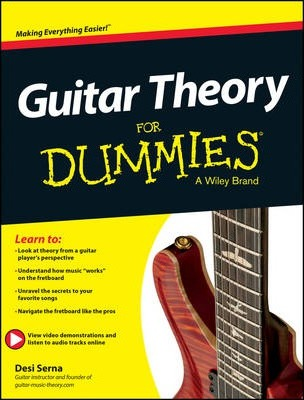 Image for Guitar Theory For Dummies : Book + Online Video & Audio Instruction