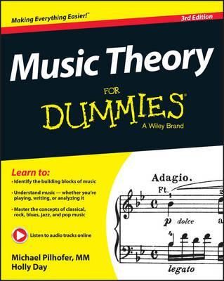Image for Music Theory For Dummies [Third Edition]