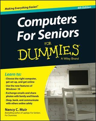 Image for Computers for Seniors for Dummies