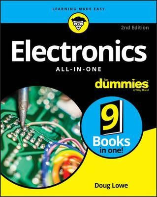 Image for Electronics All-in-one for Dummies [Second Edition]