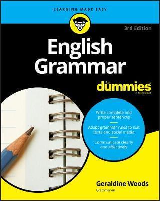Image for English Grammar For Dummies