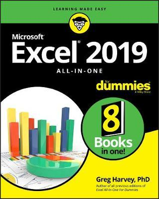 Image for Microsoft Excel 2019 All-in-One For Dummies [8 books in 1]