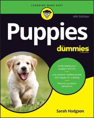 Image for Puppies for Dummies