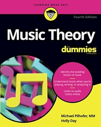 Image for Music Theory For Dummies [Fourth Edition]