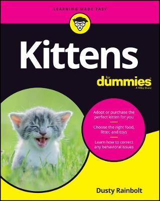 Image for Kittens for Dummies