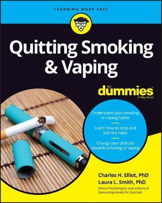 Image for Quitting Smoking and Vaping For Dummies