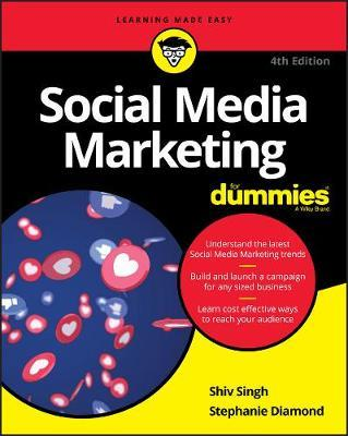 Image for Social Media Marketing For Dummies