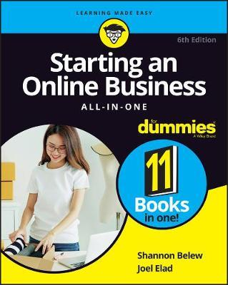 Image for Starting an Online Business All-in-One For Dummies
