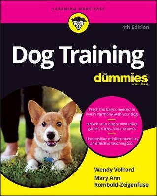 Image for Dog Training For Dummies