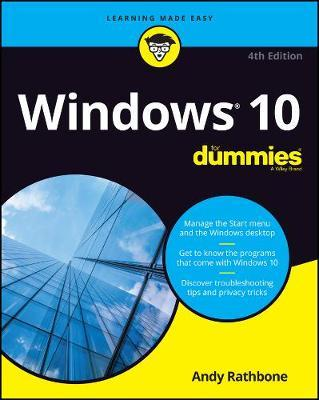 Image for Windows 10 for Dummies