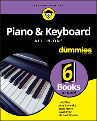Image for Piano and Keyboard All-in-One For Dummies