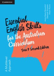 Image for Essential English Skills for the Australian Curriculum Year 9 2nd Edition