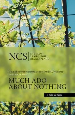 Image for The New Cambridge Shakespeare : Much Ado about Nothing [Third Edition]