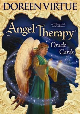 Image for Angel Therapy Oracle Cards : A 44-Card Deck and Guide Book