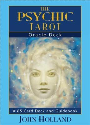 Image for The Psychic Tarot Oracle Deck : A 65-Card Deck and Guidebook