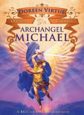 Image for Archangel Michael Oracle Cards : A 44-Card Deck and Guidebook