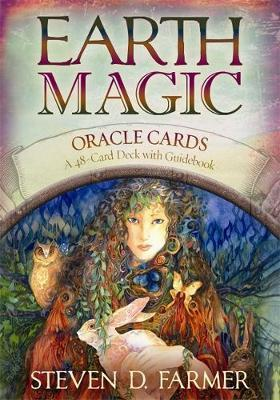 Image for Earth Magic Oracle Cards : 48-Card Deck and Guidebook