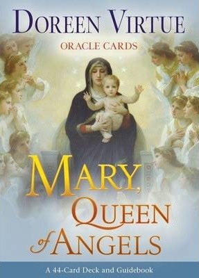 Image for Mary, Queen of Angels Oracle Cards : A 44-Card Deck and Guidebook