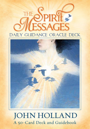 Image for The Spirit Messages Daily Guidance Oracle Deck : A 50-Card Deck and Guidebook