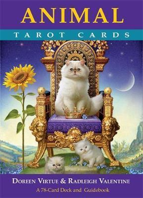 Image for Animal Tarot Cards : A 78-Card Deck and Guidebook