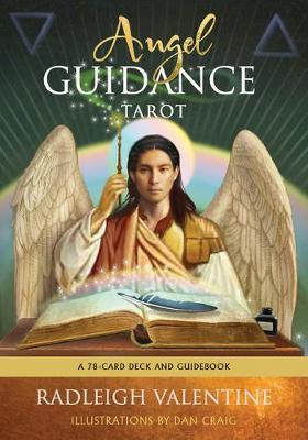 Image for Angel Wisdom Tarot : A 78-Card Deck and Guidebook